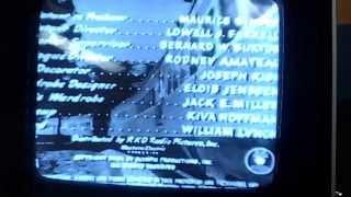 Sony TV 720-U Restored
