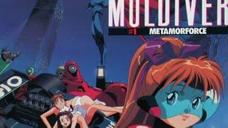 MOLDIVER - Metamorfosis! (Español)