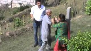 Fight for land in baggi(mandi) himachal pradesh