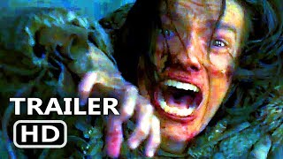 АLPHA Official Trailer (2017) Prehistoric Blockbuster Movie HD