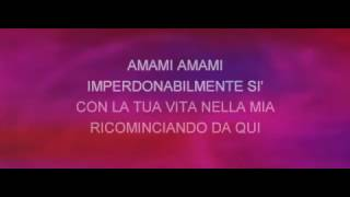 Amami Amami -  Base Karaoke - Mina e Adriano Celentano
