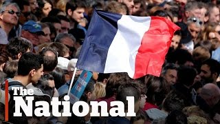 France heads to the ballot box