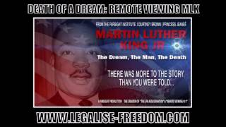 Courtney Brown & Princess Jeaneé - Death of a Dream: Remote Viewing MLK