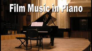 Film Music in Piano - Popular Movie Soundtracks Piano Versions
