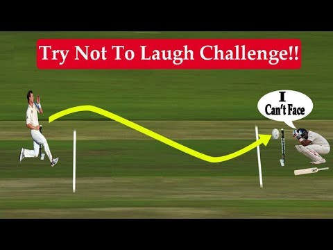 Top 10 Most Funniest Dismissals in Cricket Try Not To Laugh Challenge