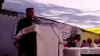 Awamileague Young Leader: Advocate Chowdhury Fahad bin Feroj Sohan's Speech