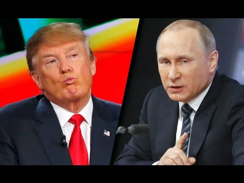 REAL OR FAKE Russia Has Trump Blackmail File Trump & Russia Colluded During Election