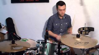 Live while we're young by ONE DIRECTION drum cover HD