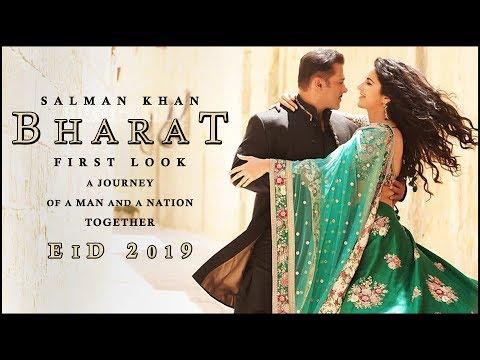Xxx Mp4 Bharat Salman Khan Katrina Kaif Official First Look EID 2019 HUNGAMA 3gp Sex