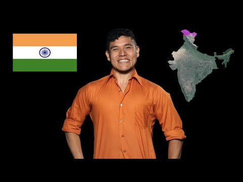 Geography Now! India