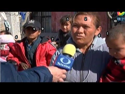 Mujer Desempleada con 10 HIJOS EXIGE DINERO y Un Terreno Para su Hija con 5 Hijos
