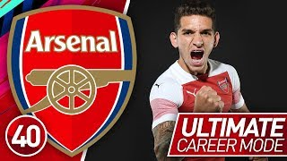 FIFA 19 ARSENAL CAREER MODE #40 | TORREIRA ONLY SCORES WONDERGOALS! (ULTIMATE DIFFICULTY)