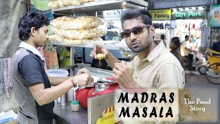The Story of Pani Puri | Madras Masala Epi 1 | Food Feature | Madras Central
