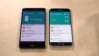 Samsung Galaxy S6 & Co. Tipp: Gerät einrichten und Daten übertragen mit Smart Switch - GIGA.DE