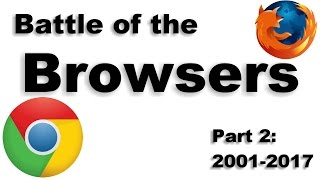 Battle of the Browsers (Part 2)