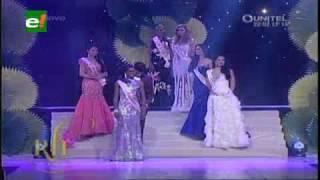 Resultado de Reina Hispanoamericana 2014