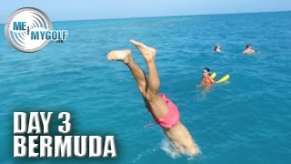 DIVING IN THE BERMUDA TRIANGLE VLOG