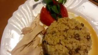 Bulgur Pilavı / Tavuk Sulu Yeşil Mercimekli / Yemek Tarifleri / En Güzel Ev Yemekleri