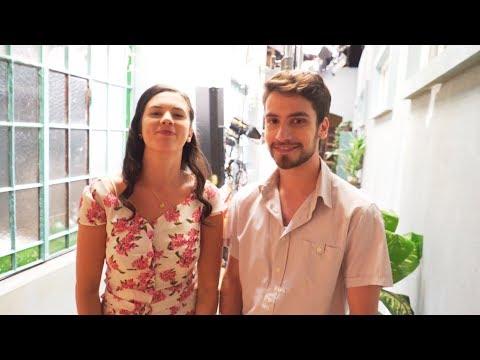 Xxx Mp4 Albert Baró Y Delfina Chaves Muestran Algunas Escenas De ATAV 3gp Sex