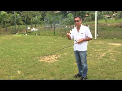 Curso de Arremesso de Isca Artificial com Nelson Nakamura