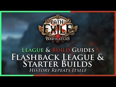 Xxx Mp4 Path Of Exile 3 2 Flashback League Starter Builds 3gp Sex