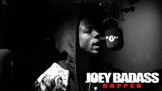 Fire in the Booth - Joey Bada$$ and Kirk Knight