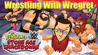 The Flintstones & WWE: Stone Age Smackdown | Wrestling With Wregret