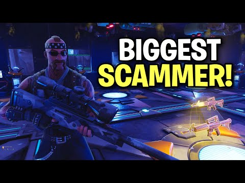 Xxx Mp4 Biggest Scammer Ever Loses Whole Inventory 😎 Scammer Get Scammed Fortnite Save The World 3gp Sex