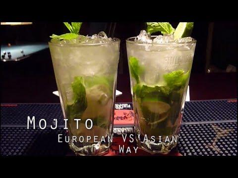 Xxx Mp4 How To Make Mojito European Way VS Asian Way 3gp Sex