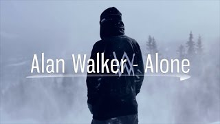 Alan Walker - Alone (Galwaro x B3nte Remix)