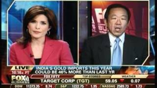 Yu-Dee Chang on Fox Business 1pm 12.6.2010