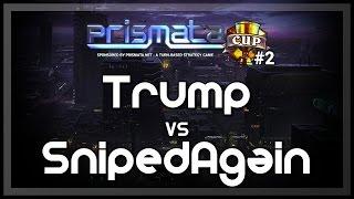 Hearthstone: Prismata Cup 2 - D1 R1: Trump vs SnipedAgain