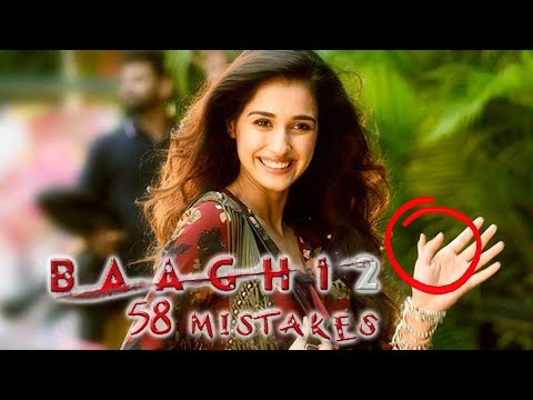 Xxx Mp4 Baghi 2 58 Real Mistakes In Baaghi 2 Movie Movie Auditor 3gp Sex