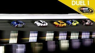 NASCAR Sprint Cup Series - Full Race - Can-Am Duel At Daytona 1
