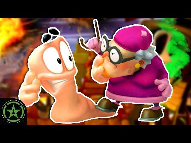 RouLetsPlay - Worms Battlegrounds