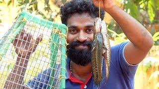 Local Fish Trap | ഇത് ഉണ്ടാക്കിയാൽ കൊച്ചു കുട്ടിക്കുപോലും മീൻ പിടിക്കാം ... !