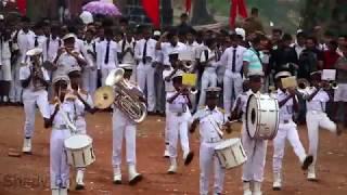CENTENARY SPORTSMEET 2018 western Cadet Band (Bandaranayake college Gampaha)