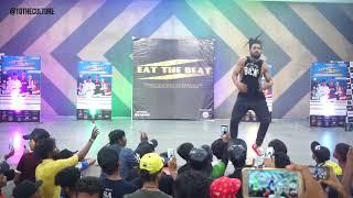 Shubhankar Hectik (Famous Crew) Showcase at Eat The Beat