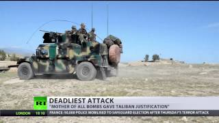 140 soldiers killed in deadliest ever Taliban attack on Afghan army