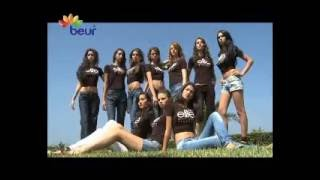 Elite Model Look Algeria 2011 sur Beur TV
