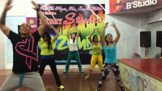 Goyang Dumang Zumba Choreography by ZIN Berry