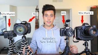 The Best Vlogging Camera of 2017