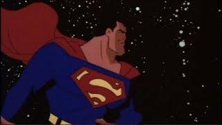Superman vs Black Hole