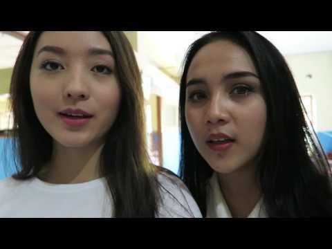 Kasih dan Kebersamaan  Natasha Wilona n friends' VLOG