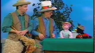 Mr. Dressup, featuring Mark Kersey