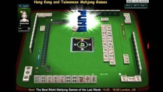 24/7 Live Mahjong Games- Riichi, American Mah jongg, Taiwanese, Hong Kong