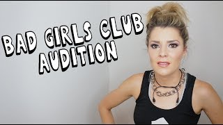 GRACE HELBIG OFFICIAL BAD GIRLS CLUB AUDITION