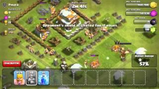 Clash of Clans - Defenseless Champion #2: Bronze = EZ