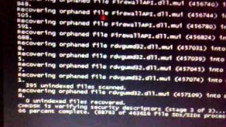 Windows7 SP1 error C000009A applying update operation (4).mp4