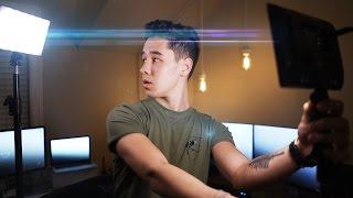 PERFECT BUDGET VIDEO LIGHTING SETUP